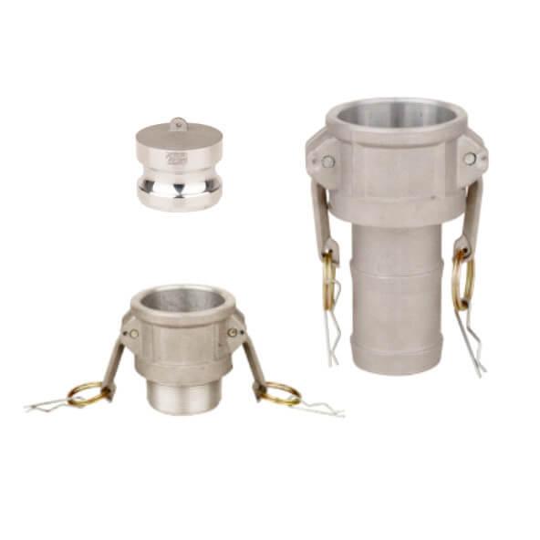 Camlock konektory - hliník