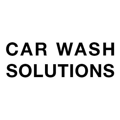 Řešení vyhrazená pro mytí automobilů