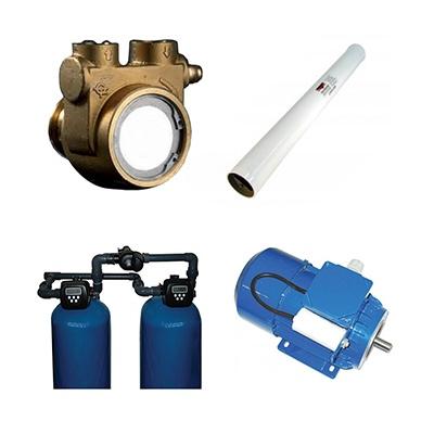 Zpracování a filtrace vody