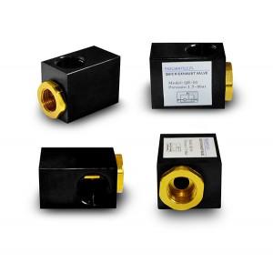 Rychloupínací ventil QE04 1/2 palce
