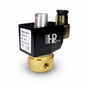 Vysokotlaký elektromagnetický ventil otevřený HP20-NO