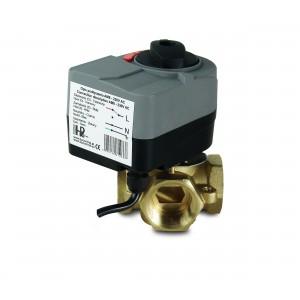 Míchací ventil 4-cestný 1 1/4 palce s elektrickým pohonem AM8
