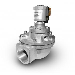 Pulzní solenoidový ventil pro čištění filtru 1 1/2 palce MV45T