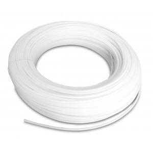 Polyamidová pneumatická hadice PA Tekalan 12/10 mm 1m bílá