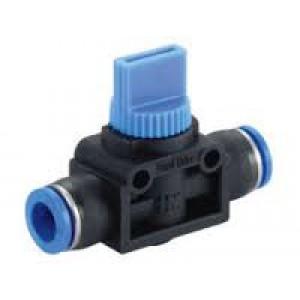 Uzavírací ventil na hadici 6mm HVFF-06