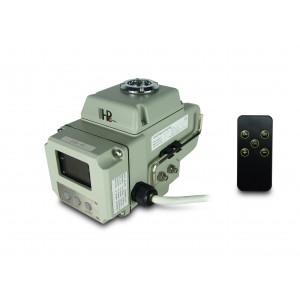 Elektrický pohon kulového ventilu A1600 230V AC 160Nm ovládání 4-20mA