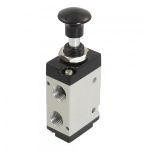 Ruční ventil stlačený 5/2 4L210 1/4 palce pro pohony