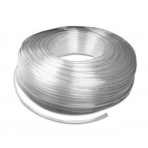 Polyuretanová pneumatická hadice PU 6/4 mm 1m transp.