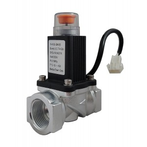 Plynový elektromagnetický ventil DN20 3/4 palce