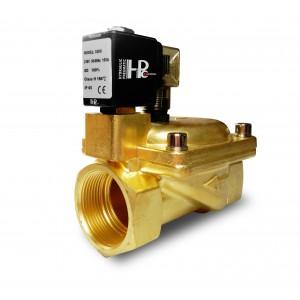 Solenoidní ventil 2K50 otevřený NO 2 palce 230V nebo 12V 24V