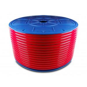 Polyuretanová pneumatická hadice PU 16/11 mm 1m modrá
