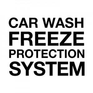 Systém proti zamrznutí pro mytí