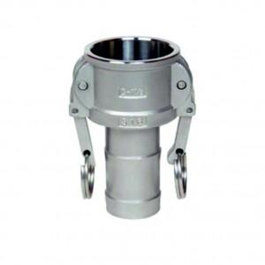 Konektor camlock - typ C 1/2 palce DN15 SS316