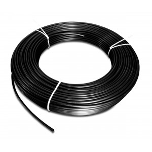 Polyamidová pneumatická hadice PA Tekalan 10/8 mm 1m černá