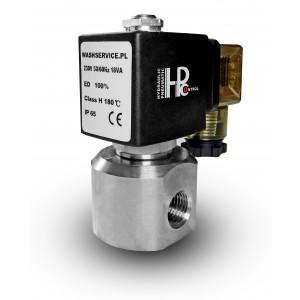 Vysokotlaký solenoidový ventil HP20 1/4 palce 230V 12V 24V