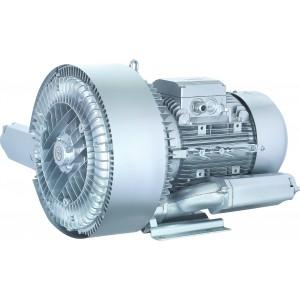 Vzduchové čerpadlo Vortex, turbína, vakuové čerpadlo se dvěma rotory SC2-7500 7,5KW