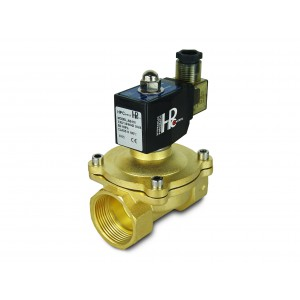 Elektromagnetický ventil 2N32-M NO DN32 1 1/4 palce 230V 24V 12V