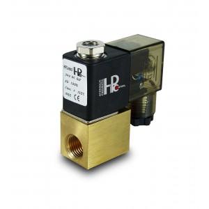 "Elektromagnetický ventil 2V08 1/4 ""palce 230V nebo 24V, 12V"