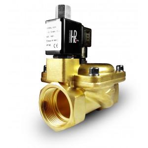 Solenoidový ventil 2K40 otevřený NO 1 1/2 palce 230V nebo 12V 24V