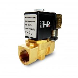 Elektromagnetický ventil 2N10 3/8 palce VITON 230V nebo 12V 24V