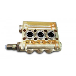 Kompletní hlava ventilu k čerpadlu WS15