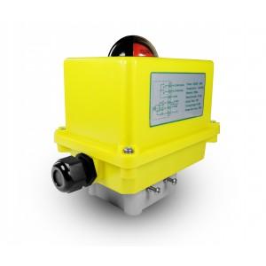 Elektrický pohon s kulovým kohoutem A250 230V AC 25Nm
