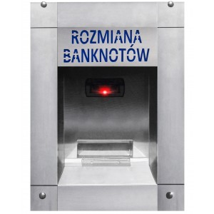 Měnič bankovek do myčky (vodotěsný)