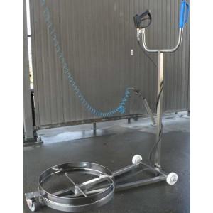 Zařízení na mytí automobilového podvozku - mytí automobilového podvozku