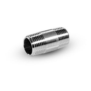 Potrubní vsuvka nerezová ocel 1/2 palce 42 mm