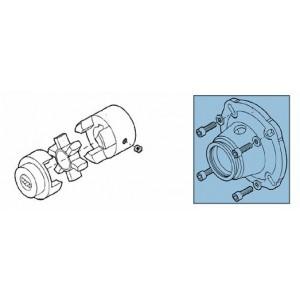 Spojka + adaptér pro sadu čerpadel RO