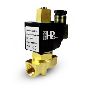 Elektromagnetický ventil otevřen 2N10 NO 3/8 palce 0-10 bar 230V 24V 12V 42V 110V