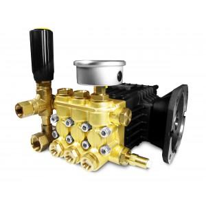 Tlakové čerpadlo WS15 pro praní s příslušenstvím 15 l / min, max. 250 bar ekvivalentu CAT350