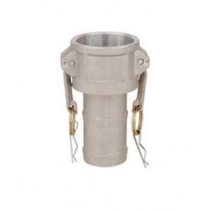Camlock konektor - typ C 1 1/4 palce DN32 hliník