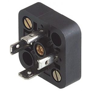 Základna pro zástrčku 18 mm DIN 43650
