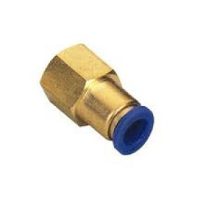 Hadice s vnitřním závitem 6 mm vnitřní závit 1/4 palce PCF06-G02