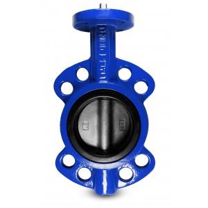 Butterfly valve, škrticí klapka DN65 - nerezová ocel SS316