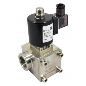 Vysokotlaký solenoidový ventil HP250 150bar