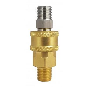 Vysokotlaký rychlý konektor 3/8 palcový vnější závit