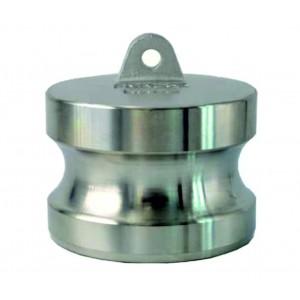 Konektor vačkového zámku - typ DP 2 palce DN50 SS316